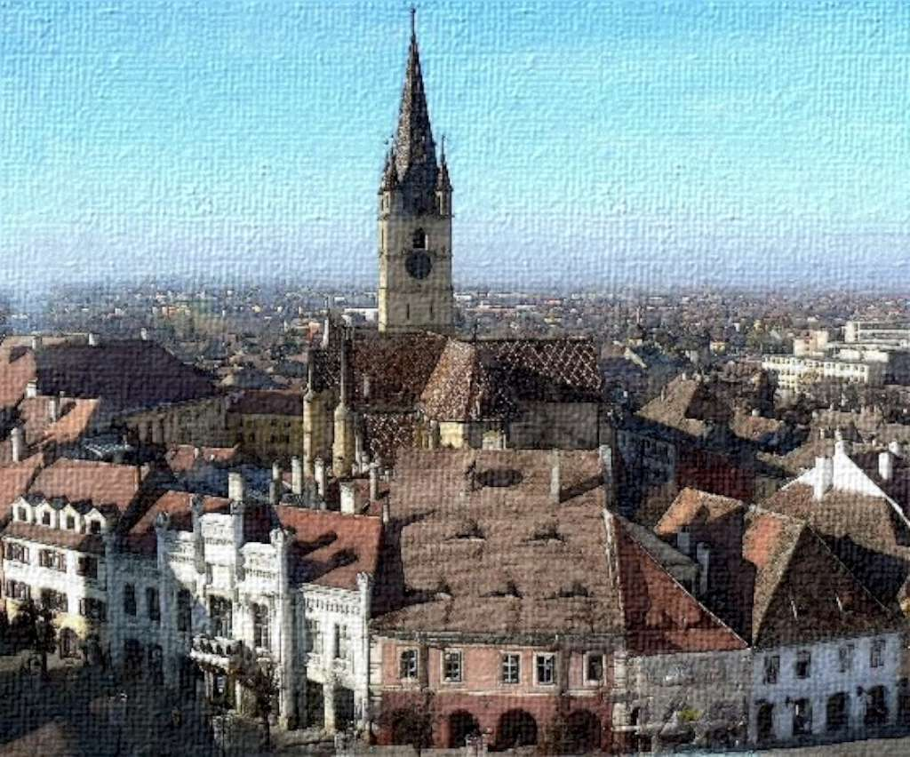Travel: Sibiu, the room with a view