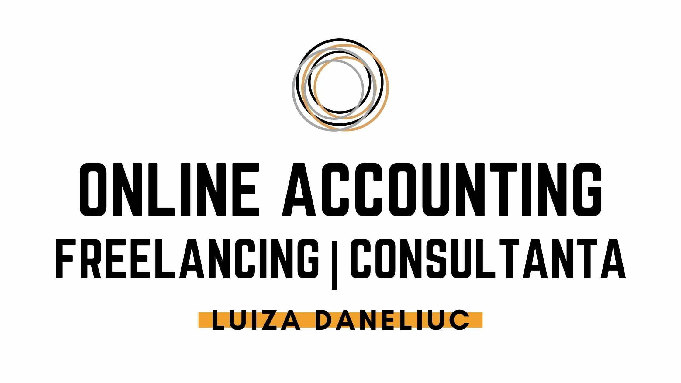Luiza Daneliuc – contabilitate online